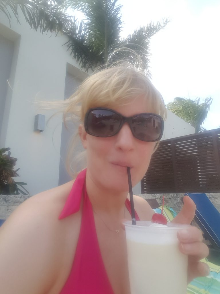 Cocktail drinken